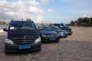 Zelfrijdende Taxi In Nijmegen