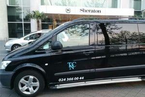 Zakelijk Taxivervoer In De Schijnwerpers