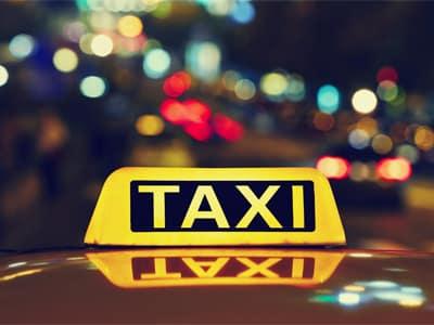 Veel minder nieuwe taxi's in 2020