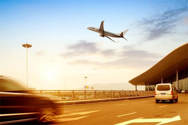 Een vakantie zonder stress? Bestel een taxi!