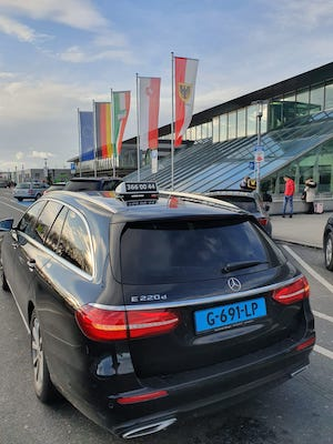 Taxi Dortmund Airport